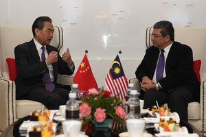 Malaysia thỏa thuận lại với TQ, thúc đẩy 'Vành đai, Con đường'