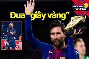 Mbappe, Messi cùng tăng tốc loại Cristiano Ronaldo