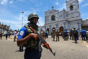 Khủng bố Sri Lanka xếp hàng chờ buffet sáng rồi mới đánh bom tự sát