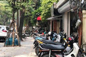 Phường Nguyễn Du, quận Hai Bà Trưng: Vi phạm trật tự đô thị lại bùng phát