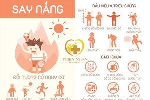 Nắng nóng gay gắt trên 40 độ C, nguy cơ đột quỵ do 'sốc nhiệt' rất cao