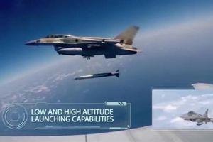 Syria đánh chặn 6/10 tên lửa Rampage tấn công vào Masyaf?