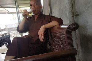 Xôn xao thông tin trụ trì chùa Trung Hành dọa thả chó cắn 'nát mặt' Phật tử