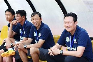 HA.GL thay Huấn luyện viên trưởng
