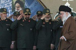 Iran thay Tư lệnh IRGC sau khi bị Mỹ liệt vào danh sách khủng bố
