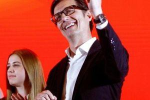Cộng hòa Macedonia sẽ tổ chức vòng 2 cuộc bầu cử Tổng thống