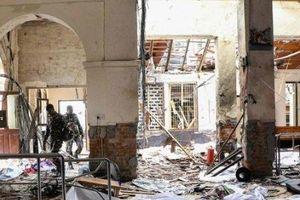 Đánh bom hàng loạt ở Sri Lanka làm hơn 650 người thương vong