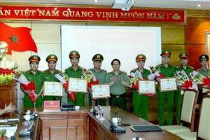 Quảng Bình: Khen thưởng chuyên án triệt phá đường dây 'gái gọi' và 'bay lắc' quy mô lớn