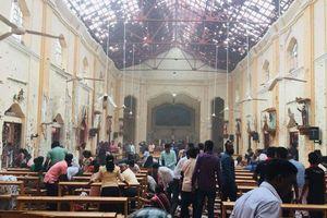 Lễ Phục sinh tang tóc ở Sri Lanka