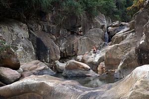Băng rừng lội suối khám phá Ba Hồ ở thành phố biển Nha Trang