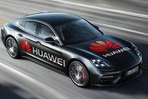 Huawei chọn 'đứng sau' những chiếc xe hơi số
