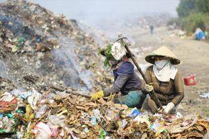 Thị xã An Khê không lo nổi tiền chạy máy đốt rác
