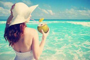 Quả dừa: 'Thần dược' trị tiểu đường, tốt cho xương, giải say nắng nóng