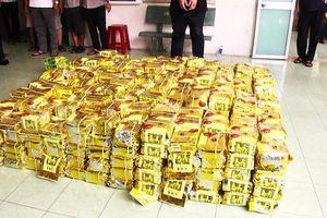 Vụ 1,1 tấn ma túy ở TPHCM được phá án thế nào?