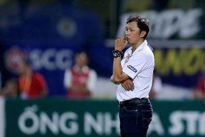 HAGL ra quyết định sốc về ghế HLV sau trận thua Quảng Nam
