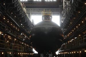 Lộ thông tin cực bất ngờ về tàu ngầm uy lực nhất thế giới của Nga