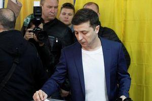 Căng thẳng vòng 2 bầu cử tổng thống Ukraine