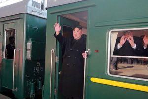 Chủ tịch Triều Tiên Kim Jong-un đi tàu hỏa tới Nga, ghé thăm những địa điểm nào?