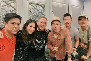 TVB mạnh tay xử lý Á hậu bị tố qua lại với nhiều người đàn ông