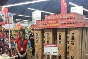 Masan trưng bày sản phẩm mô hình Lăng Bác: Thanh tra vào cuộc