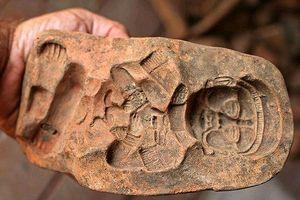 Phát hiện xưởng đúc tượng lớn nhất của người Maya