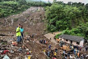 16 người thiệt mạng do sạt lở đất tại Colombia