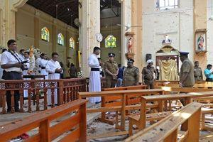 Những khách sạn, nhà thờ là mục tiêu vụ đánh bom hàng loạt tại Sri Lanka