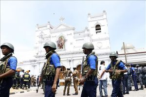 Giáo hoàng Francis kêu gọi mọi hỗ trợ cần thiết đối với Sri Lanka sau hàng loạt vụ tấn công