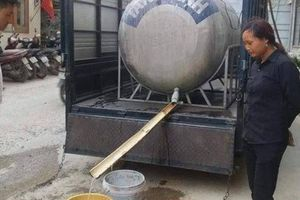 Cách nào khắc phục tình trạng mất nước ở Sa Pa dịp nghỉ lễ?
