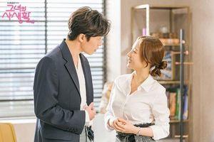 'Bí mật nàng fangirl': Ảnh hậu trường tuyệt đẹp của Park Min Young và Kim Jae Wook