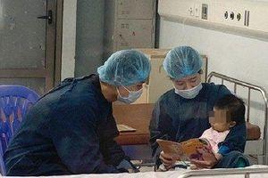 Ca ghép gan cho bệnh nhi nhỏ tuổi nhất Việt Nam được thực hiện thành công