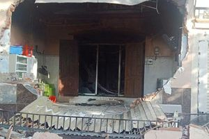 Sau tiếng nổ kinh hoàng tại căn nhà 3 tầng, chủ nhà tử vong tại chỗ