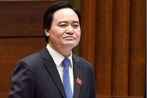 Bộ trưởng Phùng Xuân Nhạ: Sinh viên liên quan gian lận điểm sẽ bị xem xét đuổi học