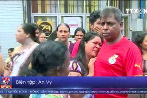 Thế giới bày tỏ tình đoàn kết với Sri Lanka