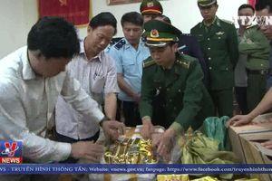 Phương thức, thủ đoạn 'tuồn' ma túy vào Việt Nam