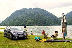 Hồ Ba Bể: Điểm 'tránh nóng' lý tưởng kỳ nghỉ lễ