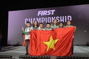 Học sinh tiểu học Đà Nẵng đạt giải trong cuộc thi khoa học ứng dụng quốc tế tại Mỹ