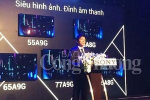Sony Việt Nam chính thức ra mắt thế hệ tivi Sony BRAVIA 2019