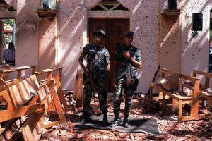 Gần 300 người thiệt mạng trong loạt vụ đánh bom ở Sri Lanka