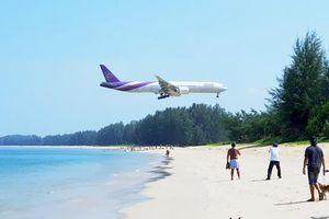 Chụp ảnh 'tự sướng' với máy bay tại Thái Lan có thể đối mặt với án tử