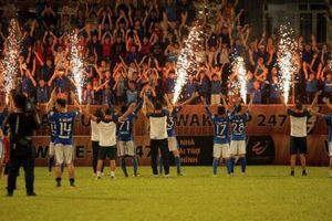 Sau vòng 6 V-League 2019: TP HCM củng cố ngôi đầu