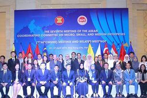 Hội nghị thường niên của Ủy ban điều phối ASEAN về Doanh nghiệp nhỏ và vừa
