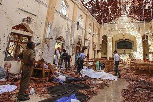 Hai công dân Australia chết trong vụ đánh bom khủng bố ở Sri Lanka