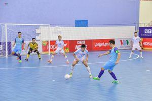Futsal HDBank VĐQG 2019: Sanvinest Sanatech Khánh Hòa có điểm đầu tiên
