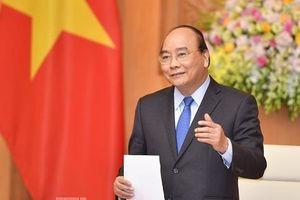 Thủ tướng dẫn đoàn Việt Nam tới Trung Quốc tham dự Diễn đàn 'Vành đai và con đường'