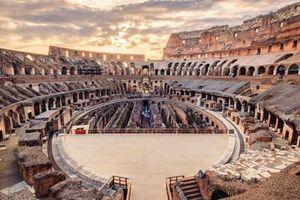 Đấu trường La Mã Colosseum tăng giá vé