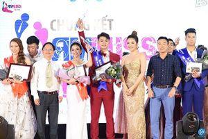Diễn viên Bảo Thanh làm giám khảo cuộc thi 'Sinh viên thanh lịch' của Đại học Khoa học tự nhiên