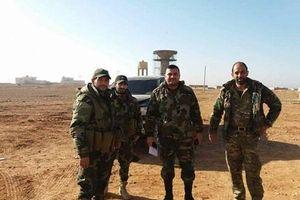 SAA tấn công dồn dập phiến quân HTS ở tây Aleppo