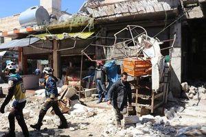 SAA bị cáo buộc tấn công sát hại dân thường ở Idlib