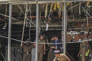 Sri Lanka tuyên bố triển khai 1.000 binh sĩ đến Colombo sau các cuộc tấn công khủng bố